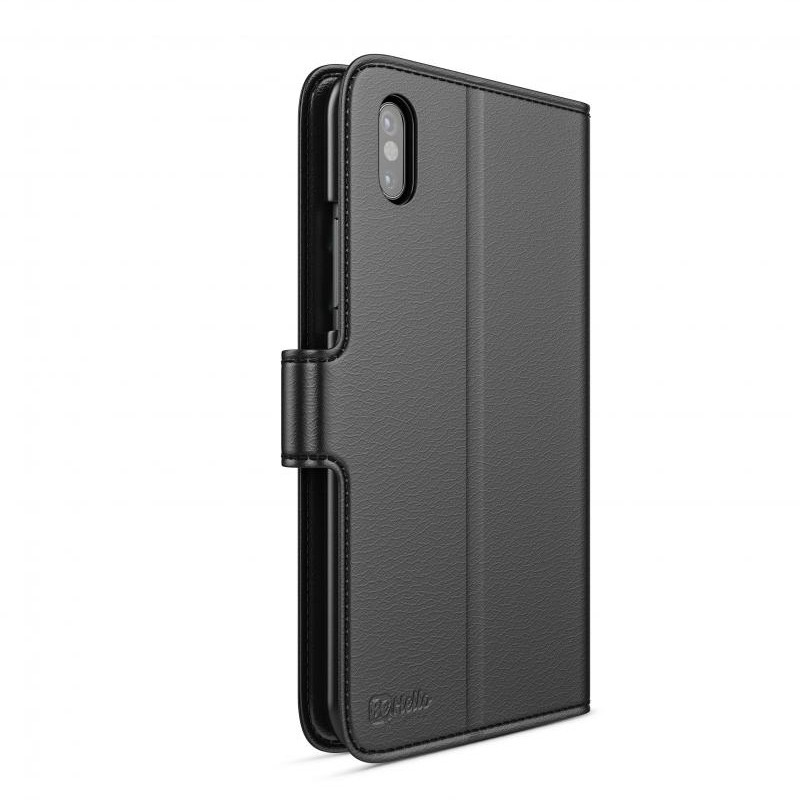BeHello Wallet Case voor Apple iPhone X/Xs Zwart 04
