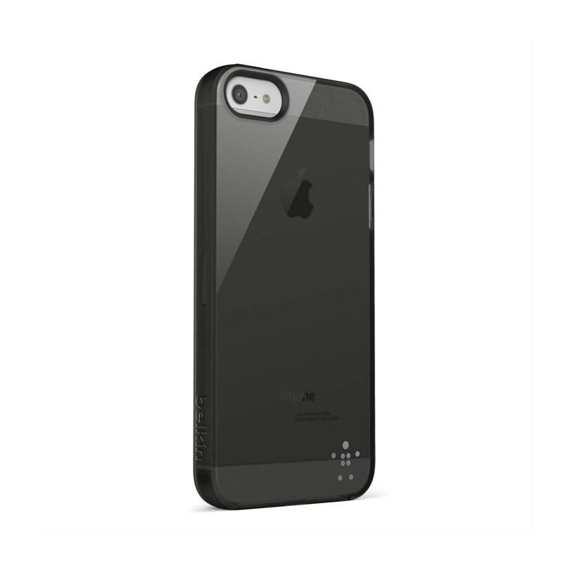 Belkin Grip Sheer Case iPhone 5 (Black) 02