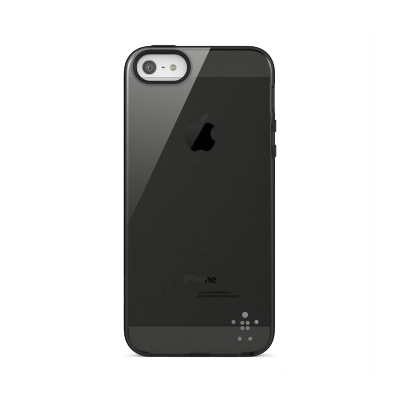 Belkin Grip Sheer Case iPhone 5 (Black) 04