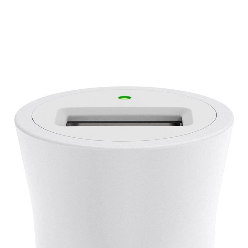 Belkin - Mixit Metallic Autolader 2,4A White 03