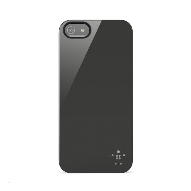 Belkin Shield iPhone 5 Black - 1