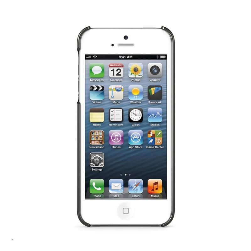 Belkin Shield iPhone 5 Black - 3