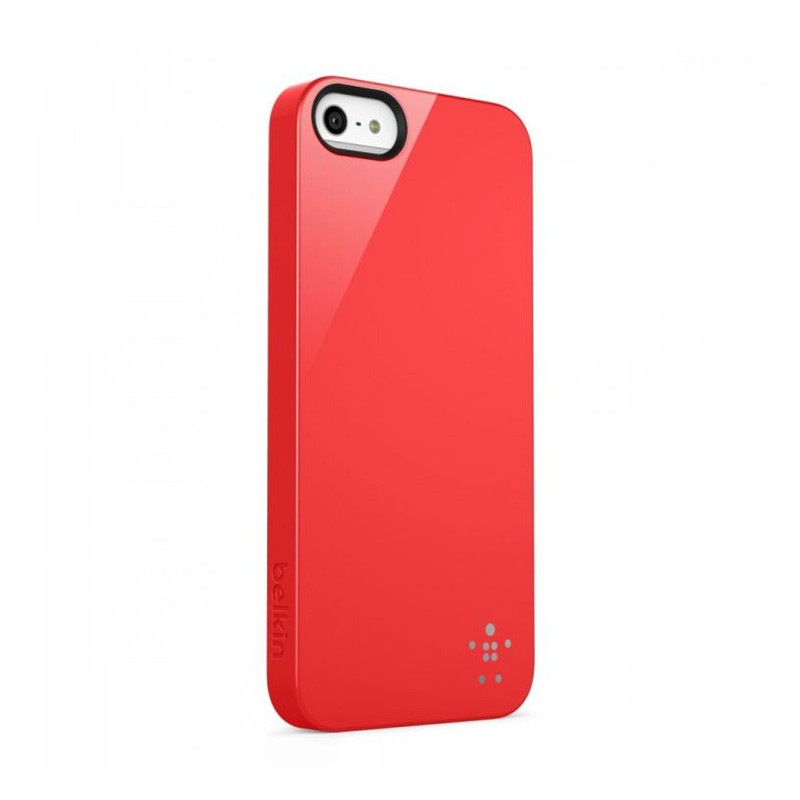 Belkin Shield iPhone 5 Red - 2