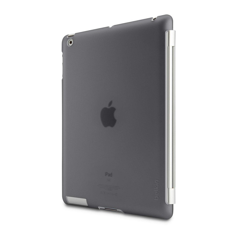 Belkin Snap Shield Secure iPad Black - 1