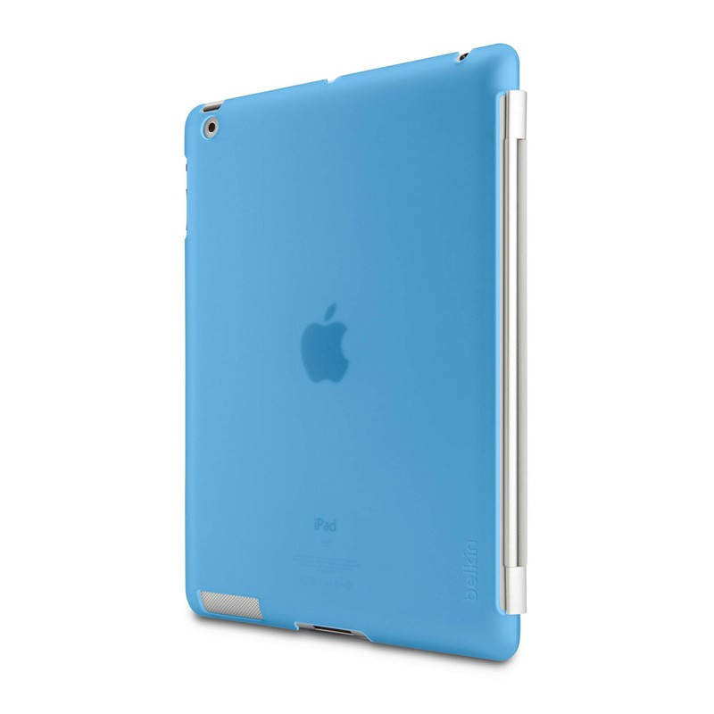 Belkin Snap Shield Secure iPad Blue - 1