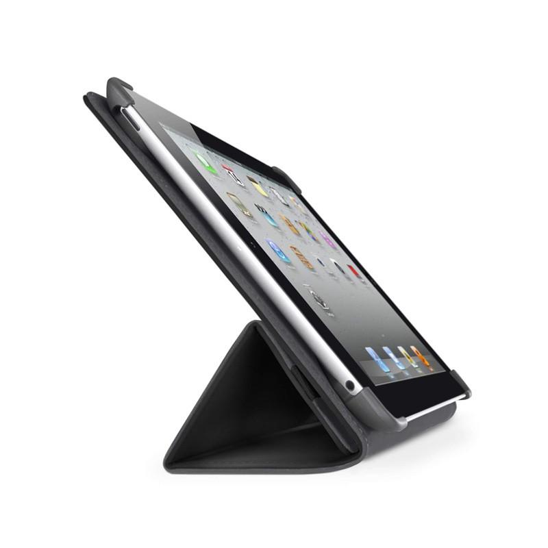 Belkin Pro Tri-Fold Folio iPad Black - 2