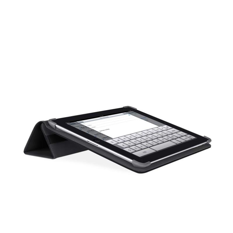 Belkin Pro Tri-Fold Folio iPad Black - 3