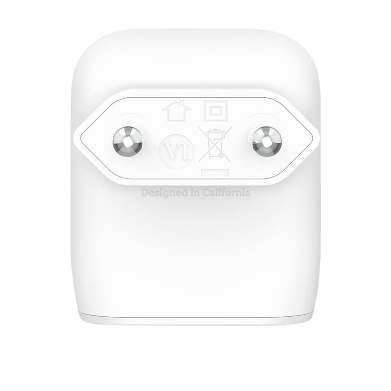Belkin Oplader USB-C zonder Kabel 20W Power Delivery Wit 02