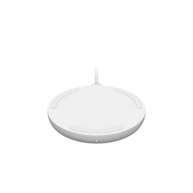 Belkin Wireless Charging Pad 10W Draadloze Oplader Wit 04