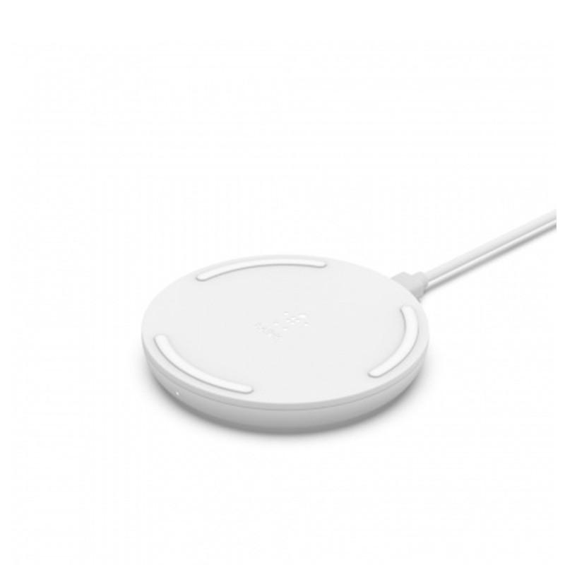 Belkin Wireless Charging Pad 10W Draadloze Oplader Wit 06