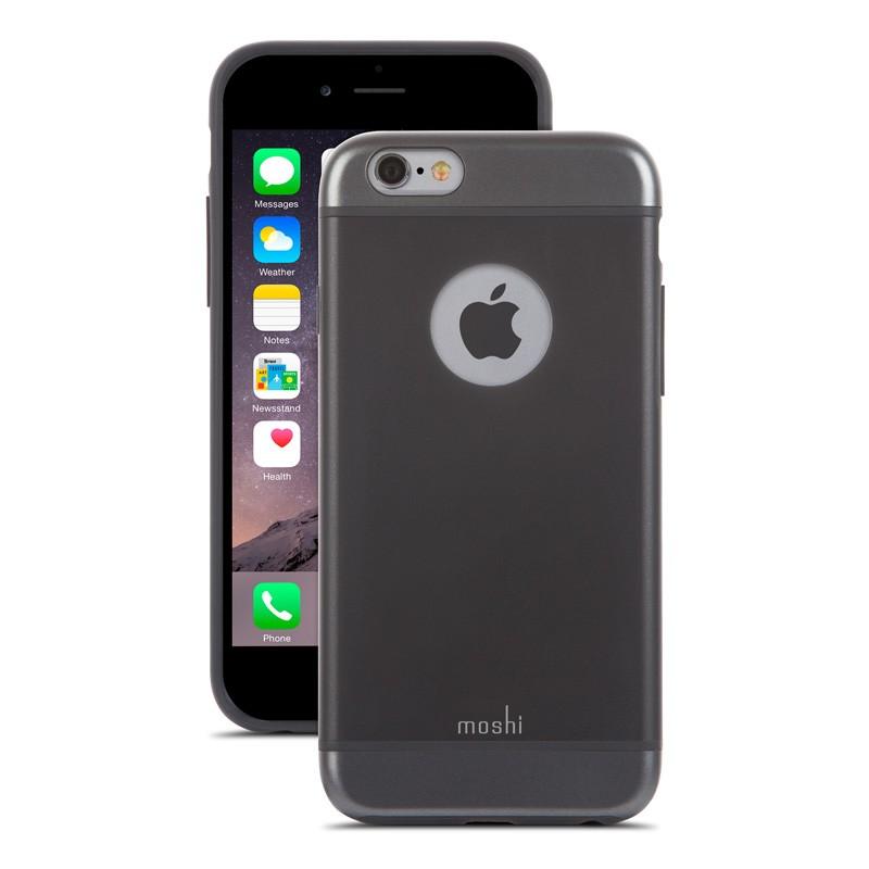 Moshi iGlaze iPhone 6 Black- 1