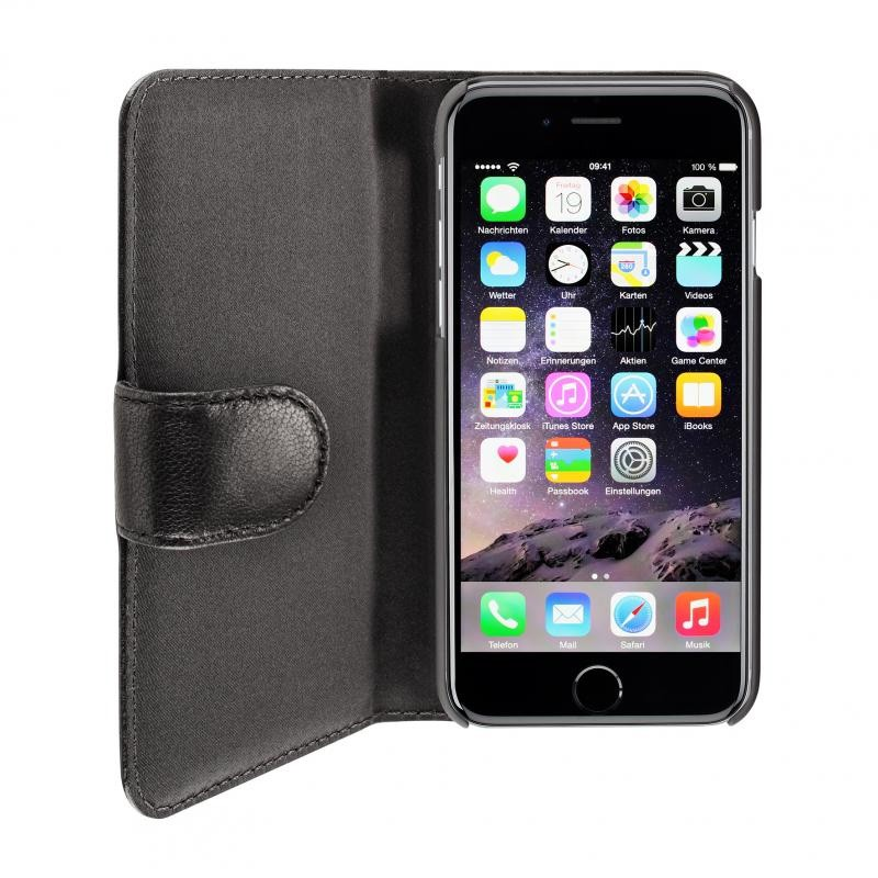 Artwizz Leather Folio iPhone 8/7 Black - 2