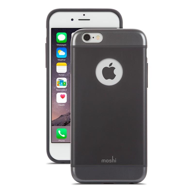 Moshi iGlaze iPhone 6 Black- 2