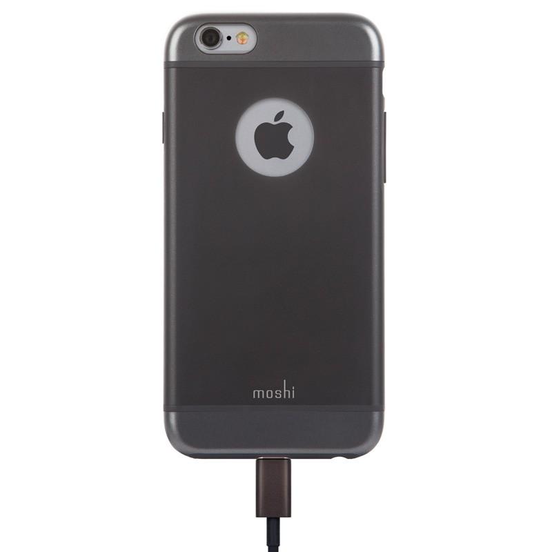 Moshi iGlaze iPhone 6 Black- 3