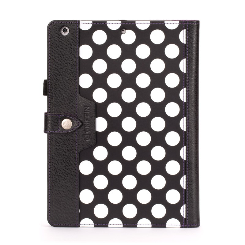 Griffin Black Bay Folio Air Black/White - 2