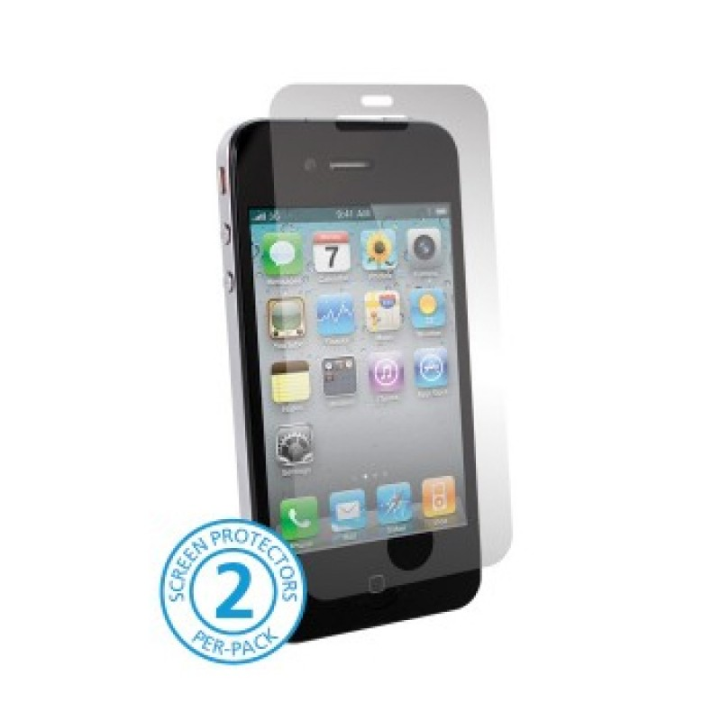 BodyGuardz Ultra Tough Screen Protector iPhone 4(S) - 1