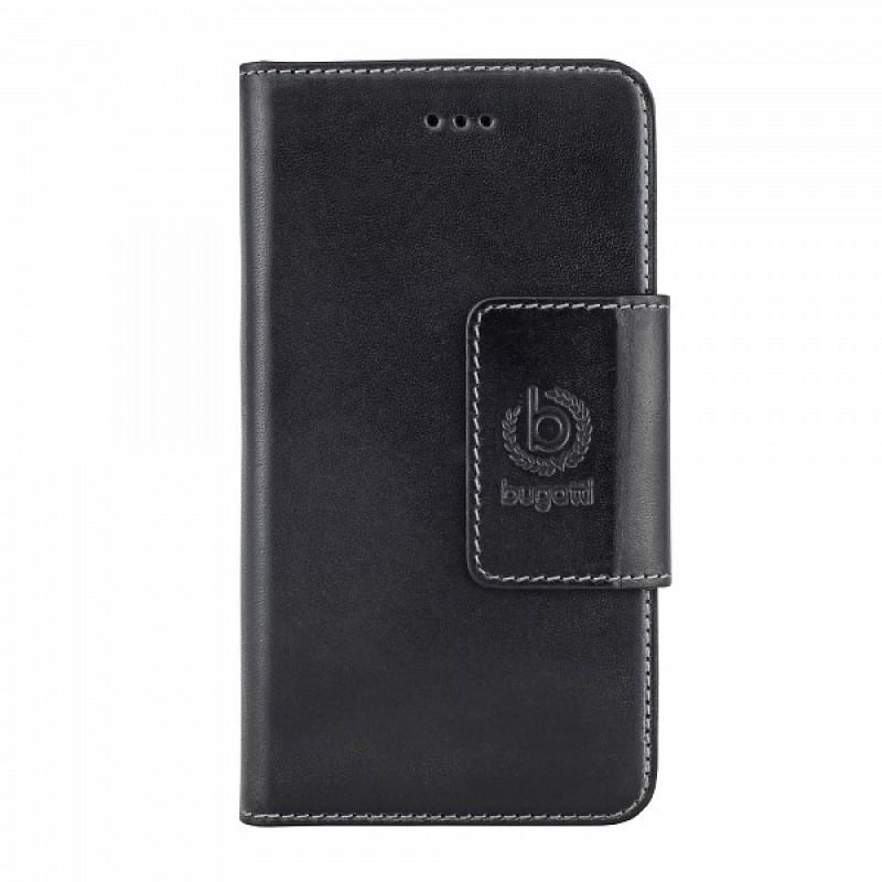 Bugatti BookCover Amsterdam iPhone 6 Plus Black - 1