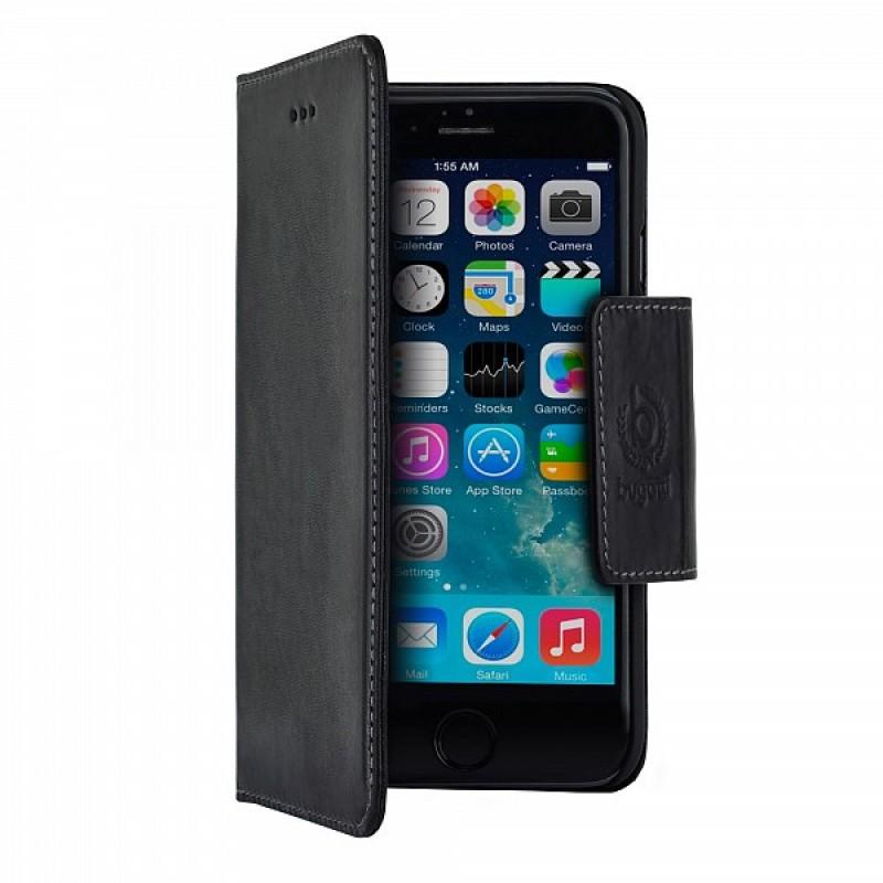 Bugatti BookCover Amsterdam iPhone 6 Plus Black - 4