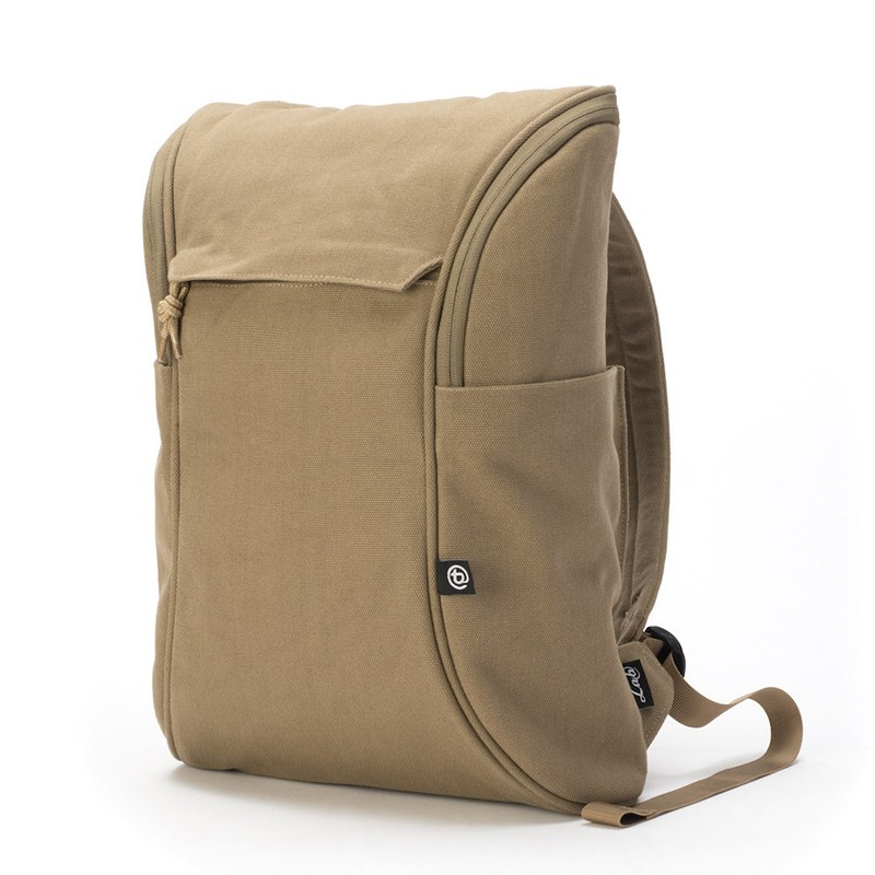 Booq Daypack 15,6 inch Laptop Rugzak Clay-Canvas 01