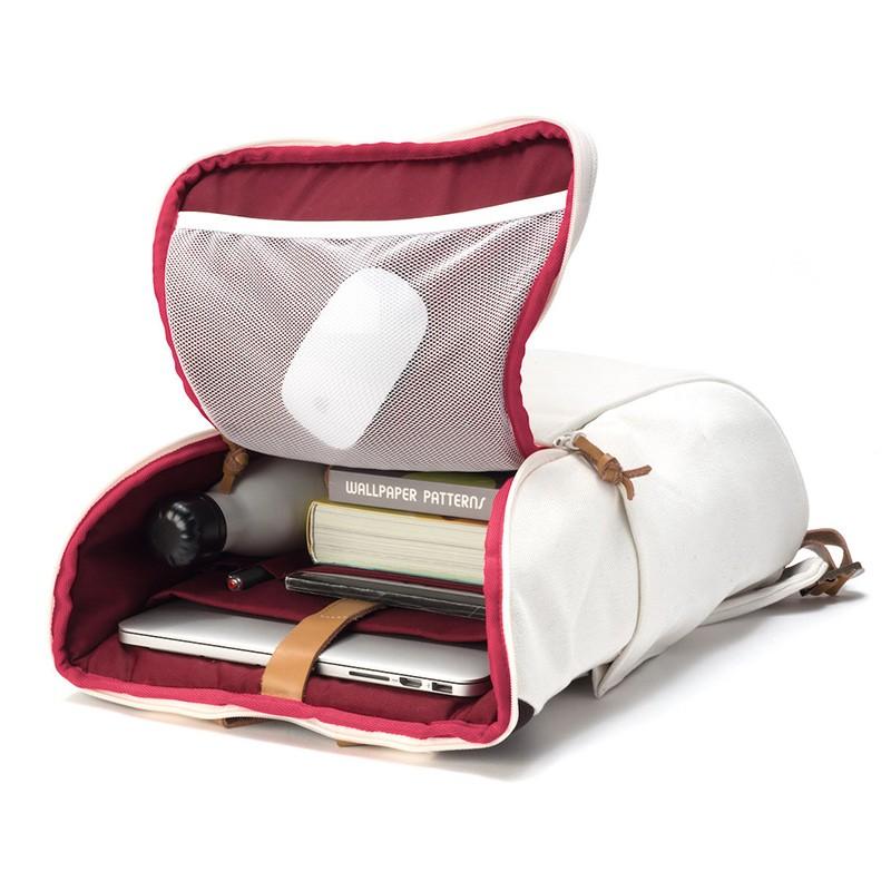 Booq Daypack 15,6 inch Laptop Rugzak Cream-Dream 06