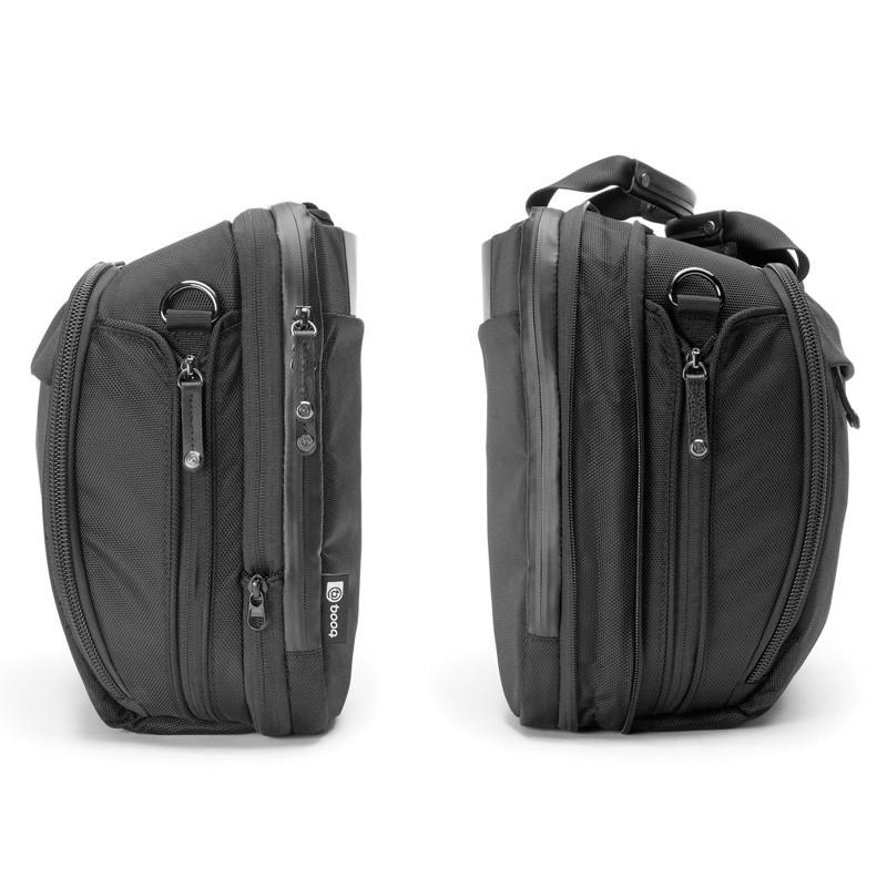 Booq - Saddle Pro 16,4 inch Laptoptas Black 10