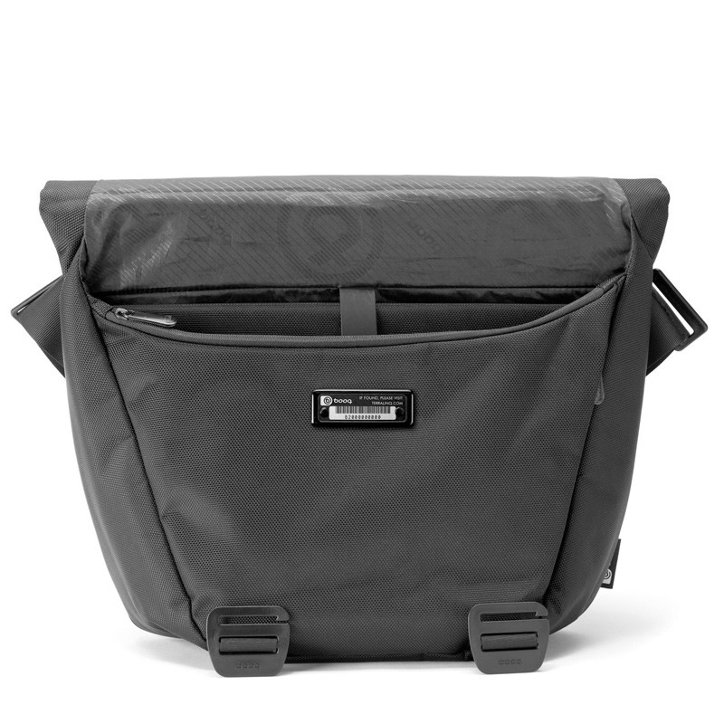 Booq - Shadow 15 inch Laptop Messenger Black 04
