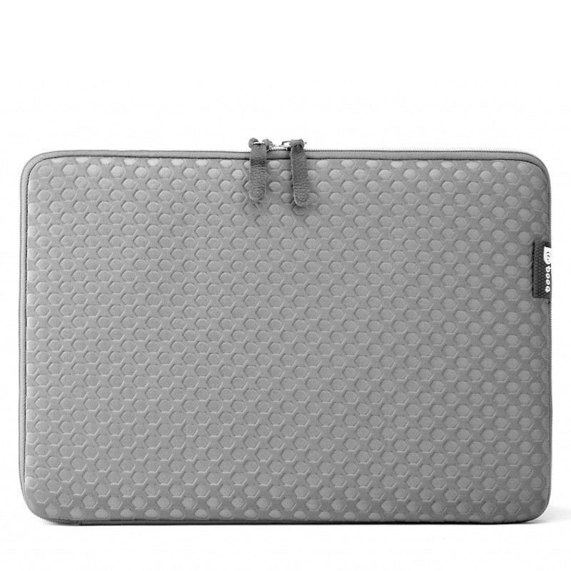 Booq - Taipan Spacesuit MacBook Pro 13 inch / Air 2018 Grey 01
