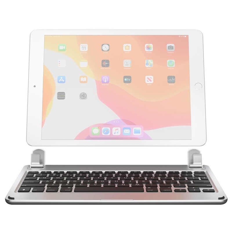 Brydge iPad 10.2 Toetsenbord Silver - 2