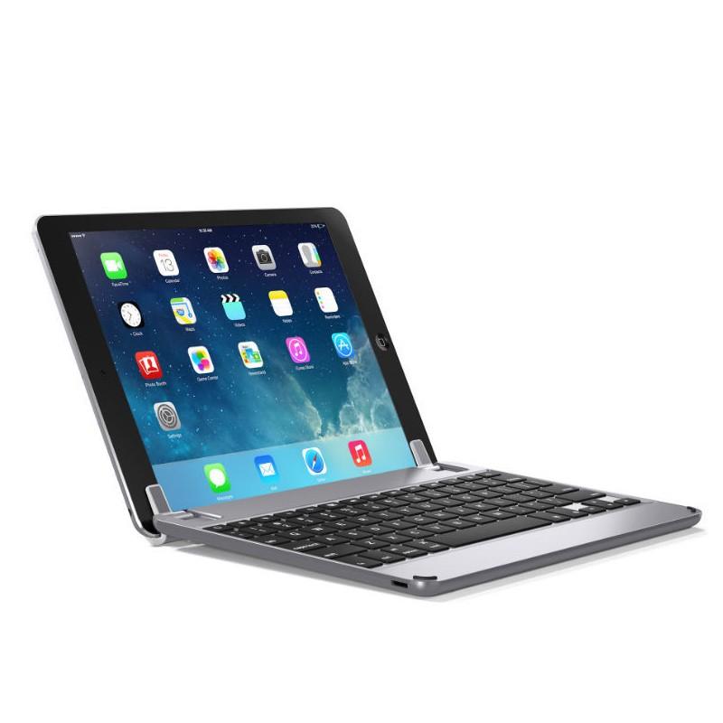 Brydge - Keyboard 9.7 iPad Air/Air 2/Pro 9.7 Space Grey 01