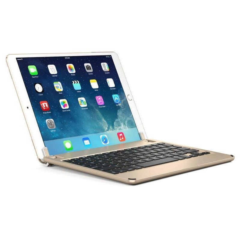 Brydge iPad Air 10.5 (2019), iPad Pro 10.5 Keyboard Case Goud - 3