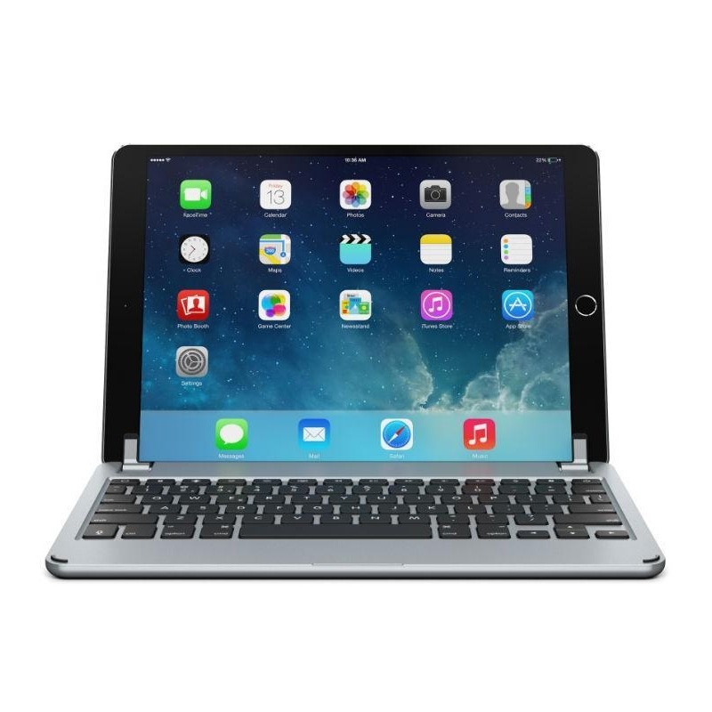 Brydge iPad Air 10.5 (2019), iPad Pro 10.5 Keyboard Case Space Grijs - 2