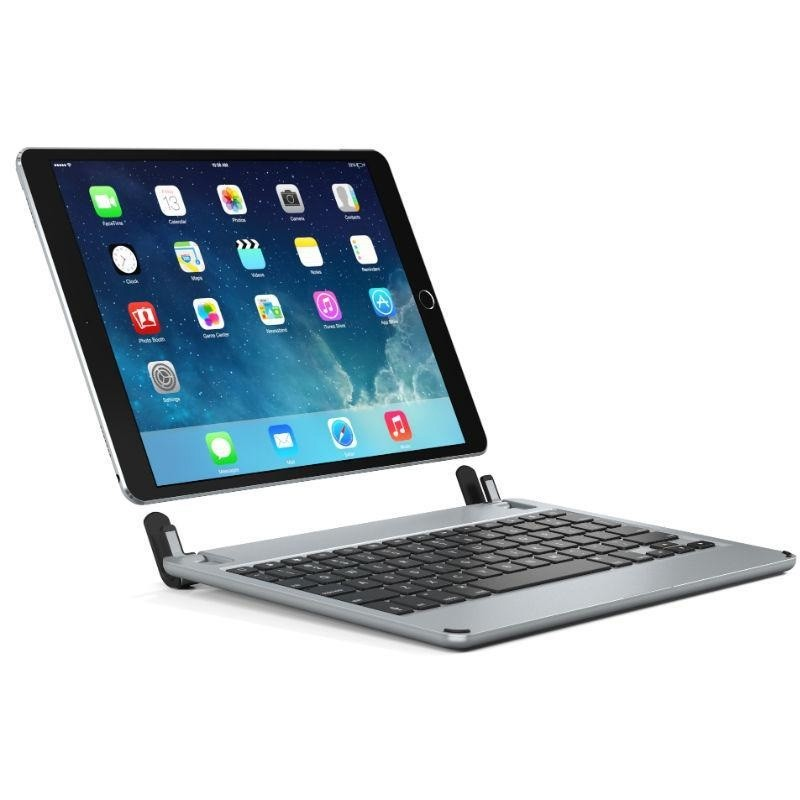 Brydge iPad Air 10.5 (2019), iPad Pro 10.5 Keyboard Case Space Grijs - 3
