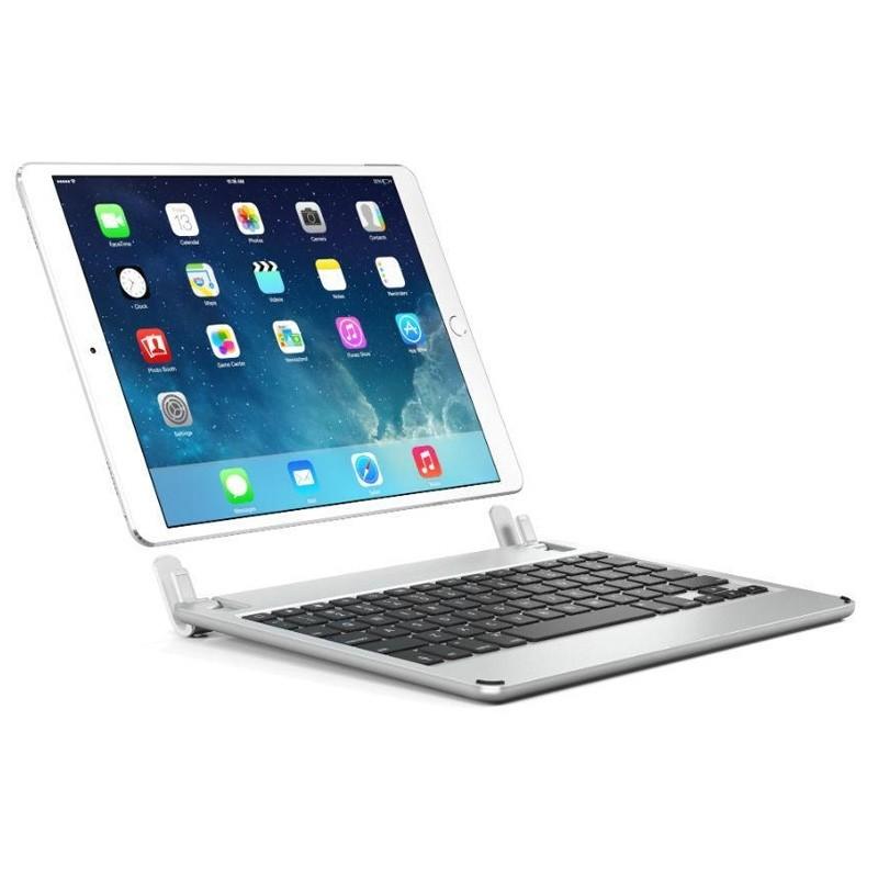 Brydge iPad Air 10.5 (2019), iPad Pro 10.5 Keyboard Case Zilver - 2