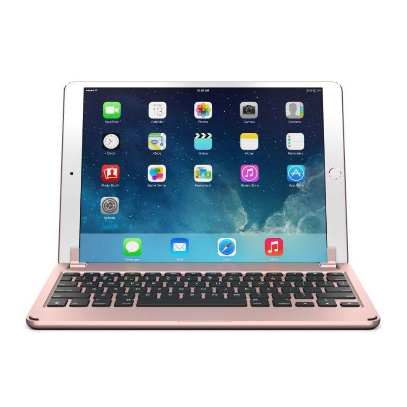 Brydge iPad Air 10.5 (2019), iPad Pro 10.5 Keyboard Case Rose Goud - 2