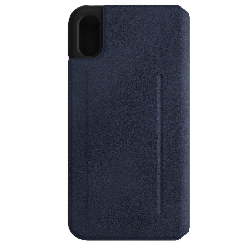 Bugatti Parigi Ultra Suede iPhone X/Xs Blue - 3