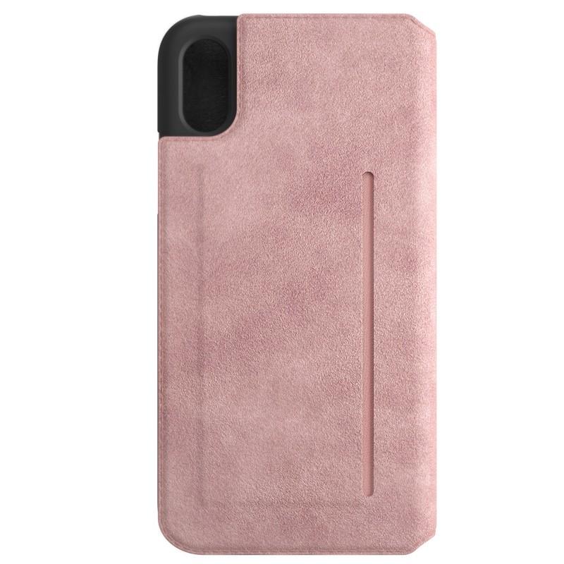 Bugatti Parigi Ultra Suede iPhone X/Xs Opal Pink - 3