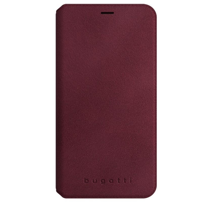 Bugatti Parigi Ultra Suede iPhone X/Xs Raspberry Red - 2
