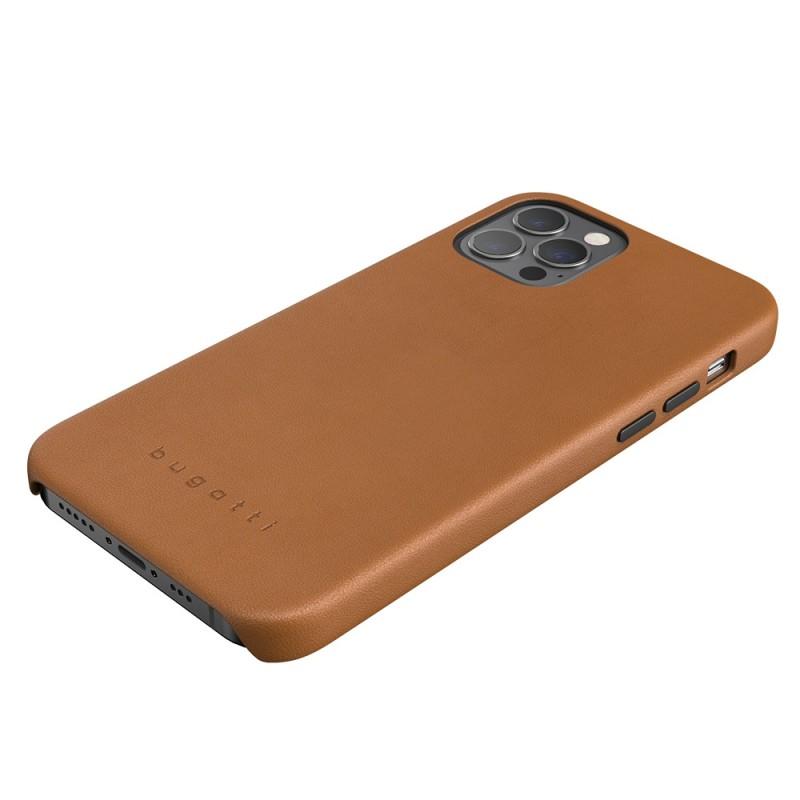 Bugatti Porto iPhone 12 / 12 Pro 6.1 Bruin - 4