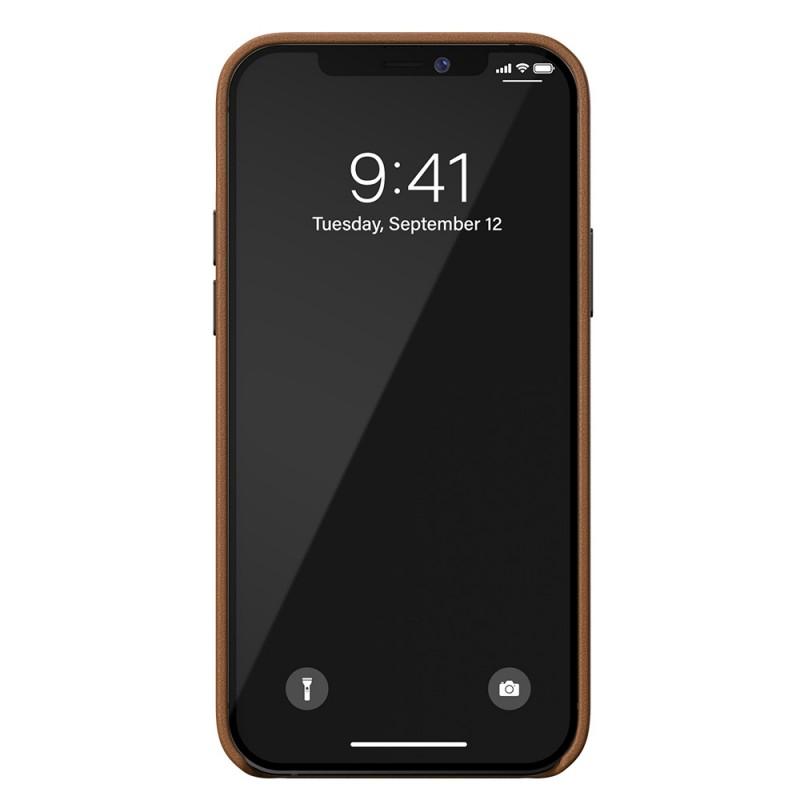 Bugatti Porto iPhone 12 / 12 Pro 6.1 Bruin - 8