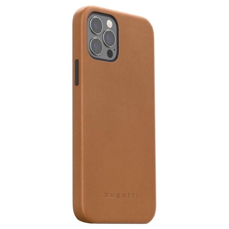 Bugatti Porto iPhone 12 / 12 Pro 6.1 Bruin - 7