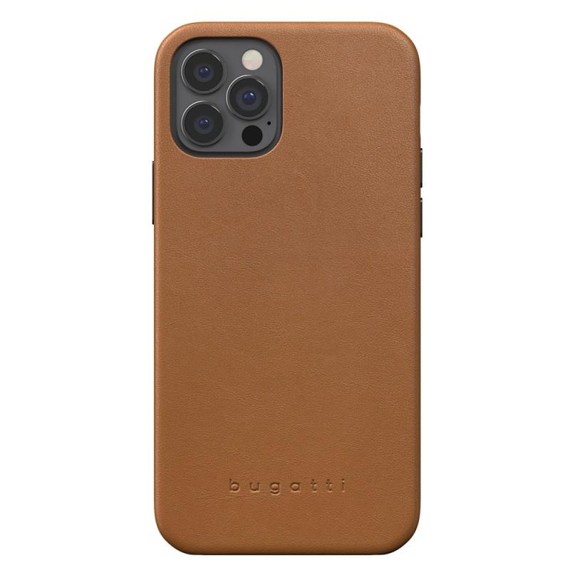 Bugatti Porto iPhone 12 / 12 Pro 6.1 Bruin - 6