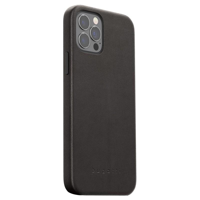 Bugatti Porto iPhone 12 / 12 Pro 6.1 Zwart - 5