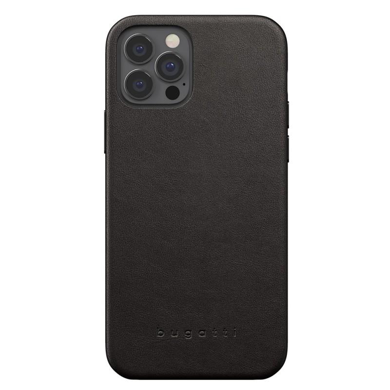 Bugatti Porto iPhone 12 / 12 Pro 6.1 Zwart - 9