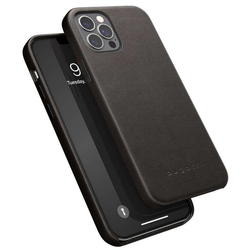 Bugatti Porto iPhone 12 / 12 Pro 6.1 Zwart - 7