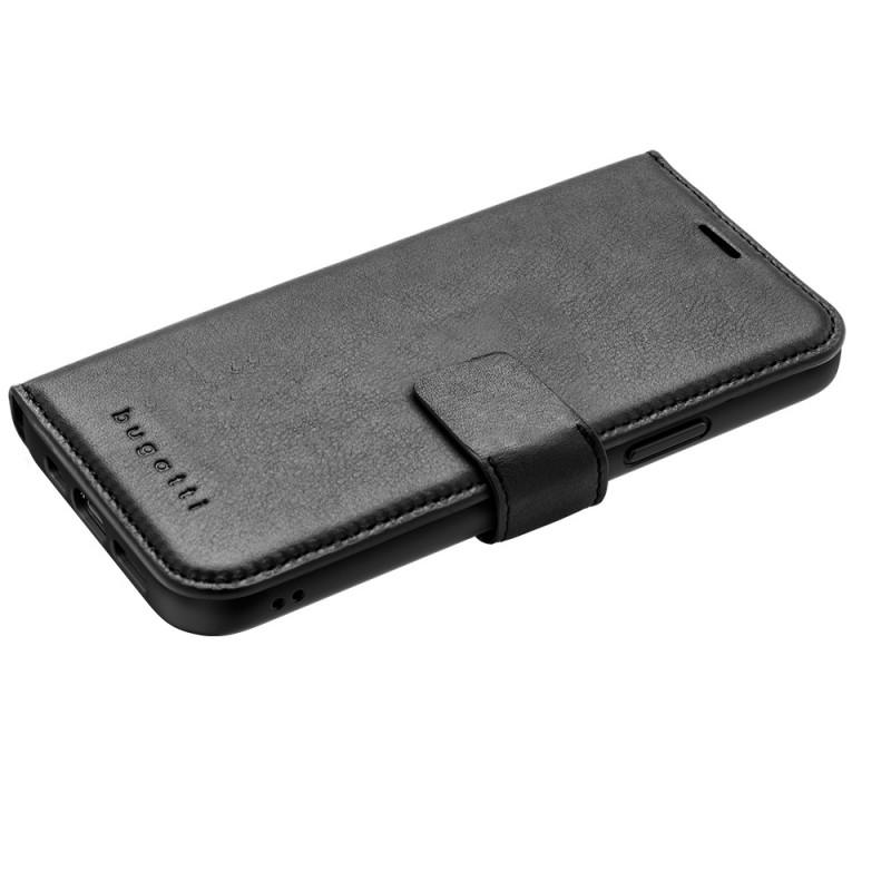 Bugatti Zurigo iPhone 12 / 12 Pro 6.1 Zwart - 6