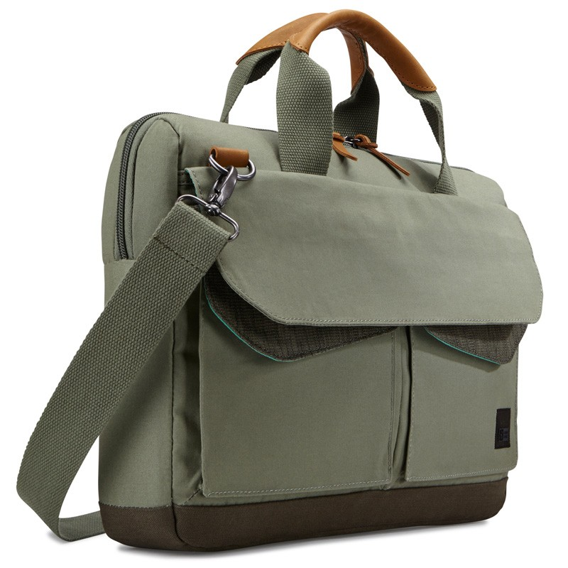 Case Logic LoDo Attache 15,6 inch Petrol Green - 2