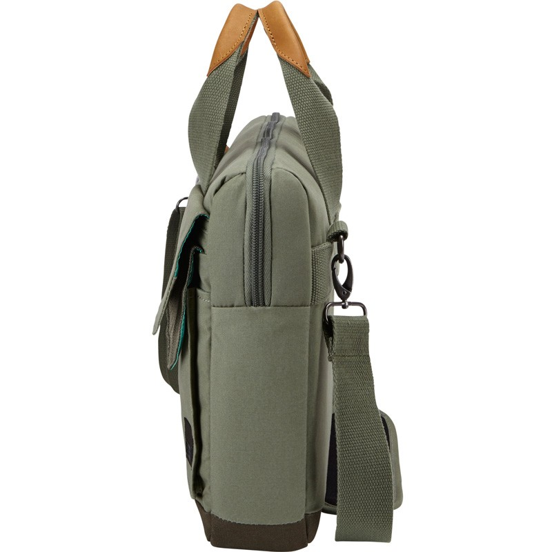 Case Logic LoDo Attache 15,6 inch Petrol Green - 4