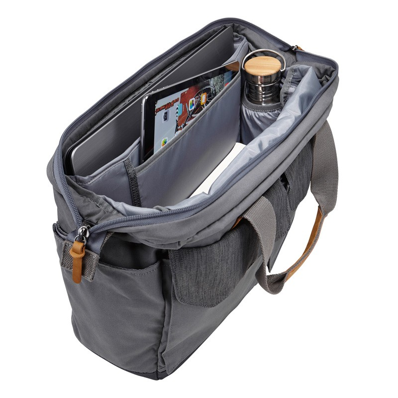 Case Logic LoDo Satchel 15 inch Graphite - 8