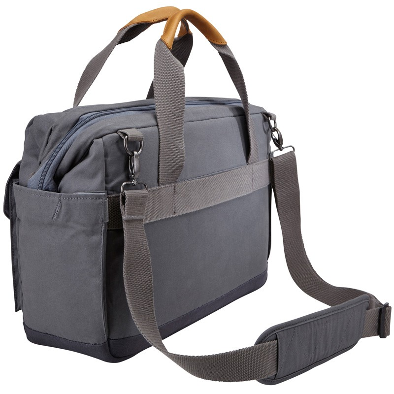 Case Logic LoDo Satchel 15 inch Graphite - 3