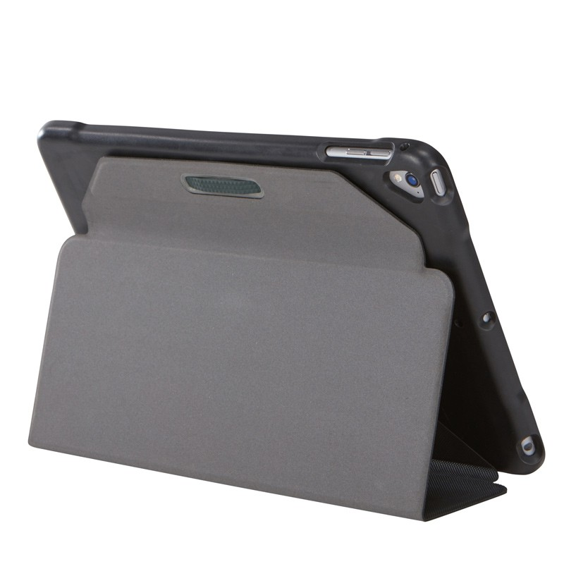 Case Logic - SnapView Folio iPad 2017 / Pro 9,7 / Air 2 / Air Grey 04